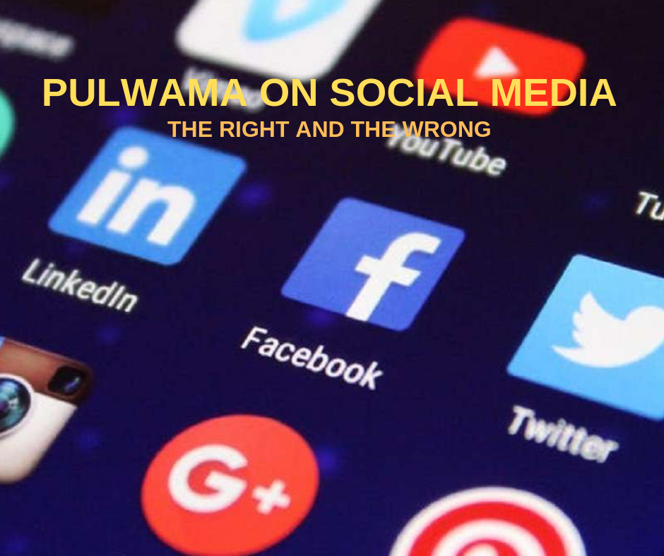 Pulwama Attack - The Social Media Stories